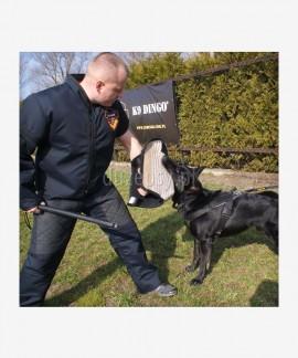 Rękaw treningowy otwarty z juty do szkolenia młodych psów BELL