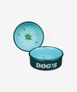 Miski ceramiczne na stelażu dla psa Trixie EAT ON FEET ø 12-20 cm