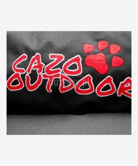 Mocne legowisko dla dużego psa Cazo OUTDOOR Czarne