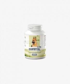 Canvital + Czosnek MIKITA witaminy i minerały dla psów, 150 tabl