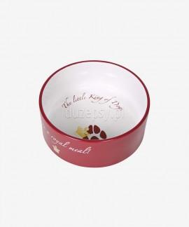 Miska ceramiczna dla psa Trixie KING OF DOGS ø 12-20 cm