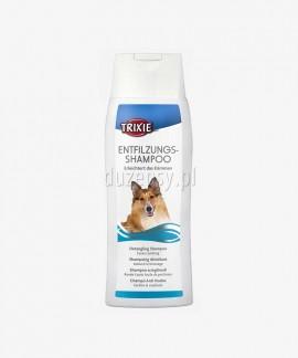 Szampon ułatwiający rozczesywanie dla psów z długą sierścią DETANGLING Trixie, 250 ml
