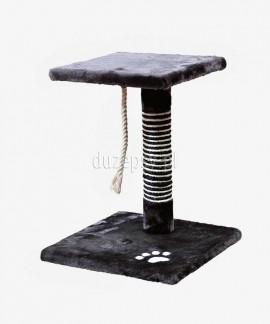 Drapak dla kota słupek z półką VIANA wys. 44 cm