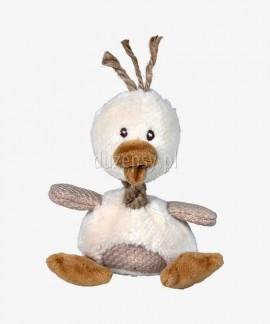 Pluszowa kaczka piszcząca zabawka dla psa TRIXIE 15 cm