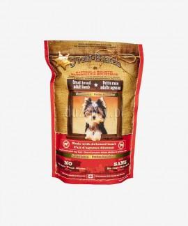 OBT Karma dla dorosłych psów małych ras - jagnięcina, średnie kawałki 2,27kg