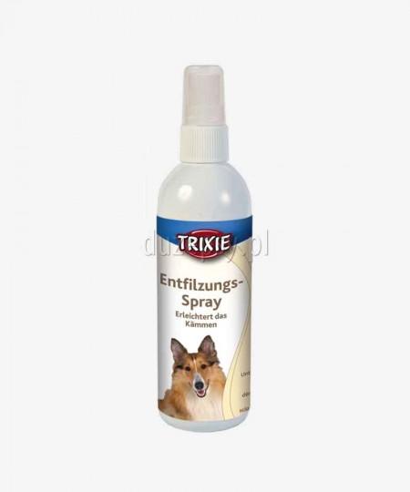 Spray ułatwiający rozczesywanie dla psów z długą sierścią DETANGLING Trixie, 175 ml