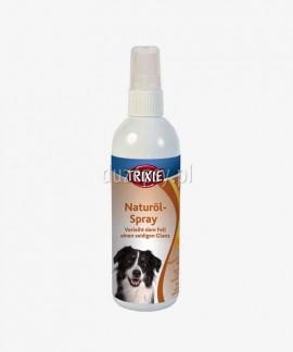 Spray z olejkiem z orzechów makadamia dla psów Trixie, 175 ml