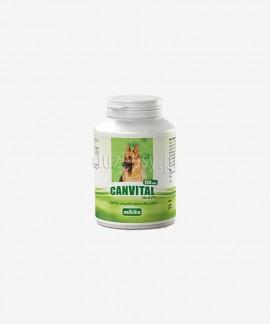 Canvital + lecytyna witaminy i minerały dla psów aktywnych i pracujących MIKITA, 150 tabl.