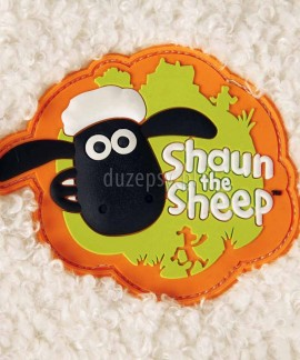 Legowisko dla dużego psa materac SHAUN THE SHEEP Trixie 50-95 cm