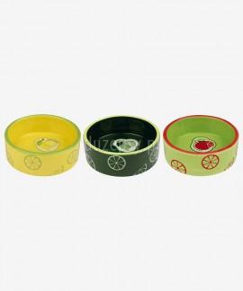 Miska ceramiczna dla psa FRESH FRUITS Trixie