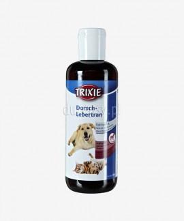Olej z wątroby dorsza dla psów i kotów z Omega 3 i Omega 6