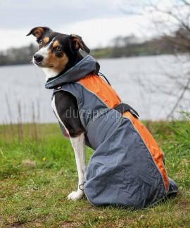 Kurtka przeciwdeszczowa dla psa z wysokim kołnierzem SOLID Trixie