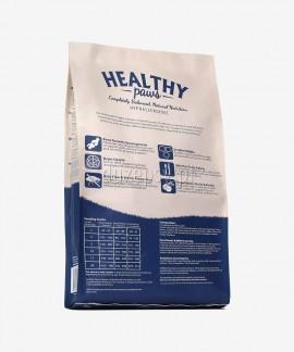 Healthy Paws indyk brązowy ryż karma dla szczeniąt 100% naturalna 2 kg
