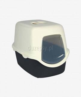 Kuweta zamykana dla kota z filtrem węglowym DIEGO Trixie 40 × 40 × 56 cm