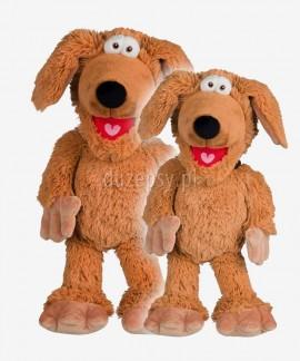 Pluszak dla psa zabawka piszcząca pies WIWALDI TRIXIE