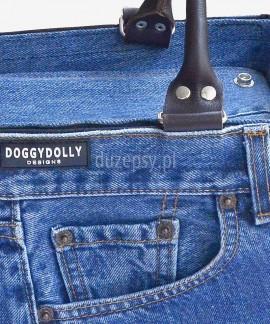 Ekskluzywna torba transportowa dla psa DoggyDolly 36 x 30 x 26 cm
