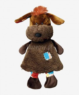 Pluszak dla psa zabawka z dżwiękiem PIES TRIXIE 28 cm