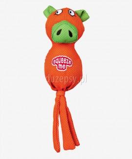 Zabawka dla psa z tkaniny piszcząca świnka Trixie 30 cm