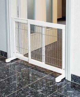 Barierka zabezpieczająca drzwi lub schody dla psów małych i średnich Trixie