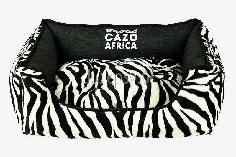 Ekskluzywne legowisko dla psa sofa AFRICA Cazo. Legowiska Cazo tanio. Legowisko puchowe Cazo. Modne legowiska dla psa. Cazo legowiska sklep. Ekskluzywne legowiska dla psów. Cazo sklep. Cazo design for pets. Cazo exclusive.