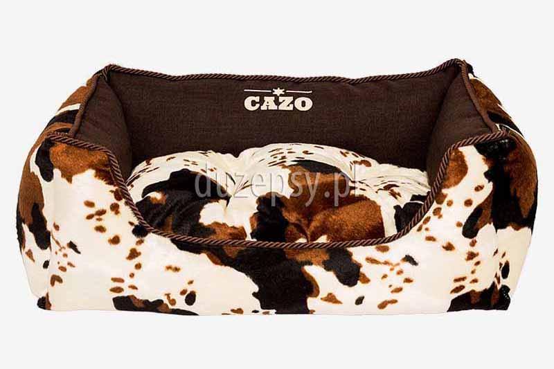 Legowisko puchowe dla psa Cazo Country Style. Ekskluzywne legowiska dla psów. Cazo country style tanio.