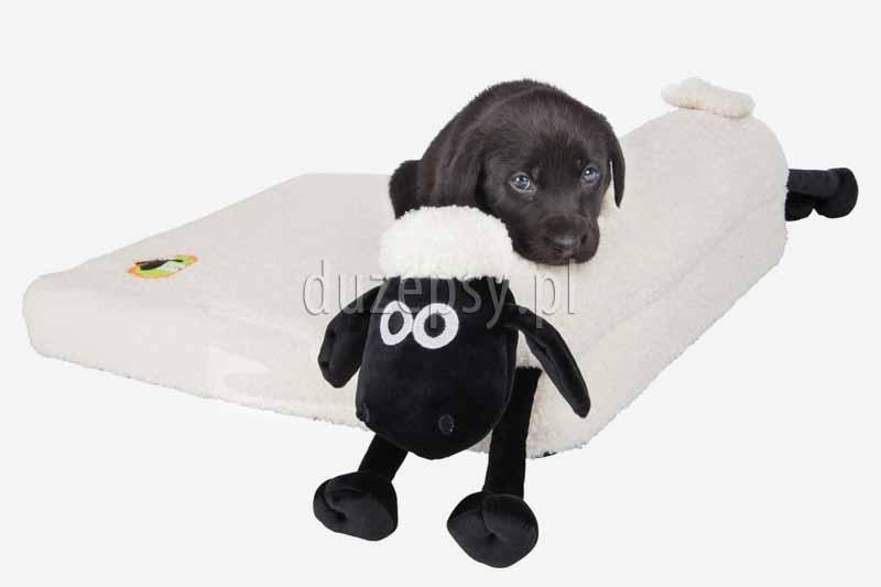 Legowisko dla psa sofa SHAUN THE SHEEP Trixie. Elegancki materac dla psa. Legowisko dla jasne. Legowiska dla psa Trixie. Miękki materac dla psa. Legowisko dla labradora. Eleganckie legowiska dla psów. Legowiska dla psów tanio oferuje sklep zoologiczny duzepsy.pl