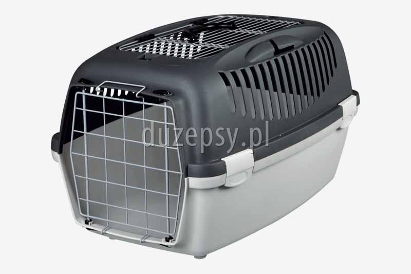 Transporter plastikowy dla kota Open Box CAPRI