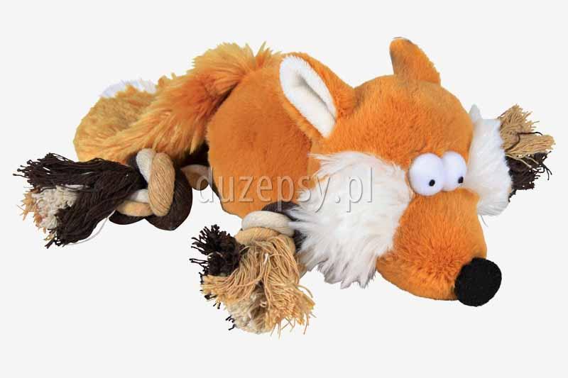 Pluszak dla psa piszcząca zabawka LISEK TRIXIE 34 cm. Pluszowa zabawka dla psa. Pluszak dla psa, zabawki dla psa, pluszaki dla psa, zabawki pluszowe dla psa, maskotka dla psa, zabawki dla psa tanio sklep zoologiczny internetowy duzepsy.pl