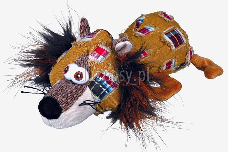 Pluszak dla psa piszcząca zabawka LISEK TRIXIE 25 cm. Pluszowa zabawka dla psa. Pluszak dla psa, zabawki dla psa, pluszaki dla psa, zabawki pluszowe dla psa, maskotka dla psa, zabawki dla psa tanio sklep zoologiczny internetowy duzepsy.pl