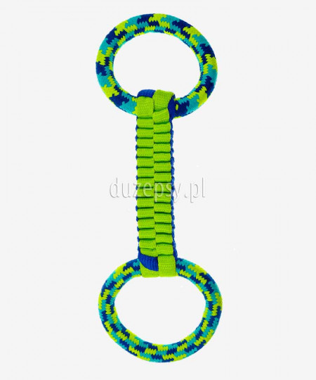 Zabawka do przeciągania Rope Tugger Zeus K9 Fitness 43 cm