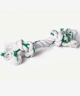 Gryzak ze sznurka bawełnianego miętowy zabawka psa Dingo