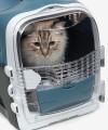Transporter dla kota CABRIO Catit, niebieski