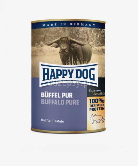 Happy Dog 100% Bawół mokra karma dla psów BUFFEL PUR 800 g