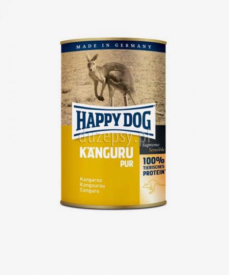 Happy Dog 100% Kangur mokra karma dla psów KANGURU PUR 400 g