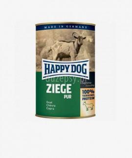 Happy Dog 100% Koza mokra karma dla psów ZIEGE PUR 400 g