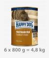 Happy Dog 100% Indyk mokra karma dla psa TRUTHAHN PUR 800 g