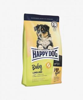 Happy Dog Baby Lamb & Rice karma dla szczeniąt dużych i średnich ras 4 kg