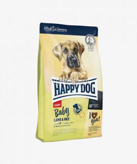 Happy Dog Baby Giant Lamb & Rice karma dla szczeniąt bardzo dużych ras 4 kg