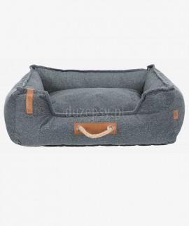 Sofa dla dużego psa szara legowisko w stylu skandynawskim BE NORDIC Trixie