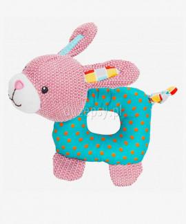 Zabawka dla szczeniaka w stylu handmade królik JUNIOR Trixie