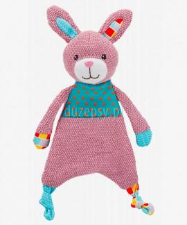 Zabawka dla szczeniaka maskotka trzeszczak królik JUNIOR Trixie