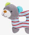 Zabawka dla szczeniaka w stylu handmade miś JUNIOR Trixie