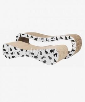 Drapak dla dużego kota kartonowy fala XXL Trixie 75 cm