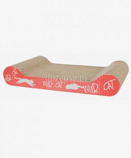 Drapak dla kota kartonowy leżący WILD CAT Trixie 41 cm