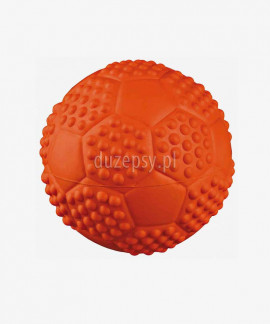 Piłka sportowa dla psa z kauczuku wydająca dźwięki Trixie