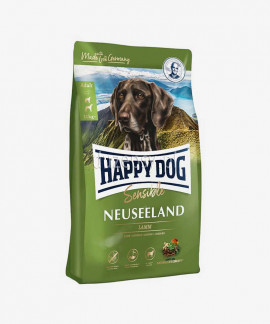 Happy Dog Nowa Zelandia karma dla dorosłych psów z nietolerancją pokarmową 4 kg