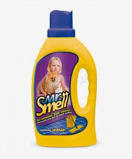 Płyn do podłóg neutralizujący zapachy Mr. Smell LAWENDA 1 l
