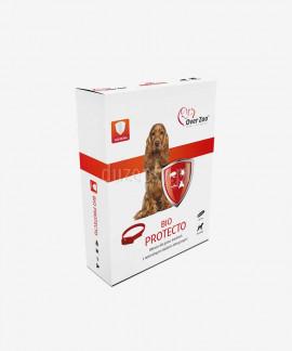 BIO PROTECTO Obroża na kleszcze i pchły dla psa z naturalnymi olejkami eterycznymi 60 cm