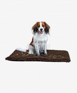 Mata wchłaniająca brud dla psa wyściełana Trixie do 80 cm