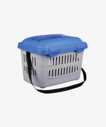 Transporter dla małego psa lub kota MIDI CAPRI 44 × 33 × 32 cm